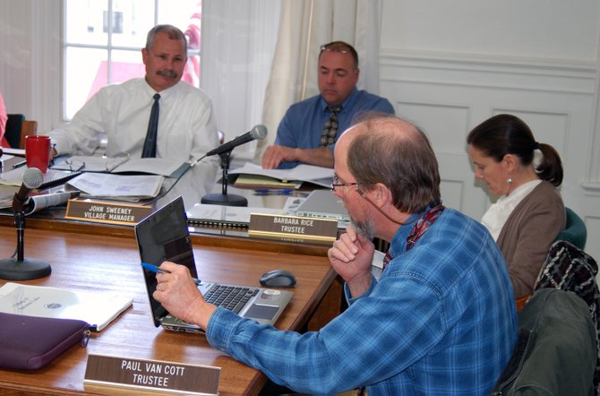 Saranac Lake Board of Trustees
