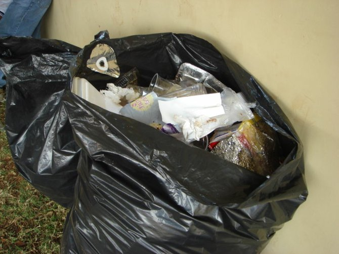 The price of trash disposal in Ticonderoga is going up. The town board has approved a rate increase from the present 10 cents a pound to 15 cents a pound. The increase will be effective as soon as new trash tickets are received from a printer.