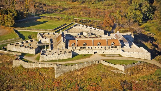 Fort Ticonderoga will offer new exhibits and programs this season. The fort, site of America's first victory in the Revolutionary War, will open for its 103rd season May 18.
