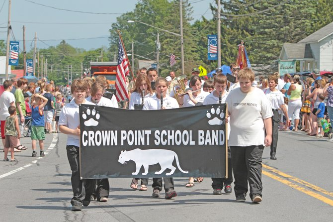 Crown Point will keep tradition alive when it hosts its 144th annual Memorial Day celebration and observance. Events will be held Sunday and Monday, May 27 and 28.