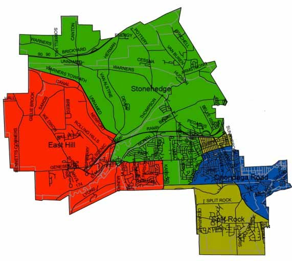 This is the proposed plan for West Genesee Schools.