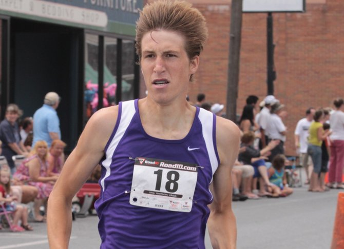 Lee Berube, a Ticonderoga High School graduate, will run at the NCAA Division III Track and Field Championships in Claremont-Mudd-Scripps, Calif., this weekend. He is a favorite in the 5,000 and 10,000-meter races.