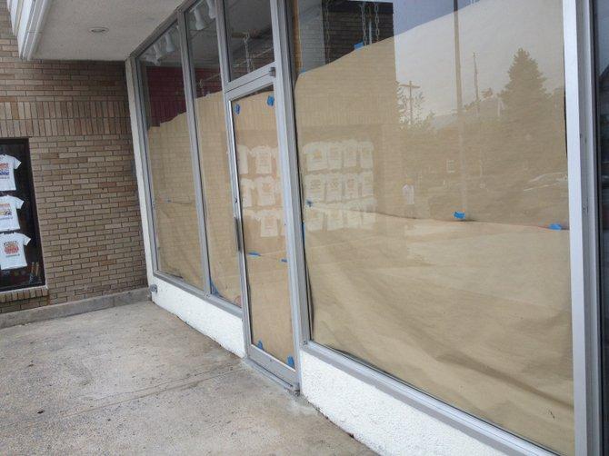 Window coverings, whether it's to hide interior renovations, mask an empty storefront or hide merchandise in the off-season, may soon be all but prohibited in Lake George — if a proposal by the Lake George Village Board is enacted.