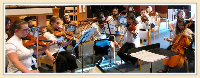 Northeast String Orchestra. Photo Submitted. 