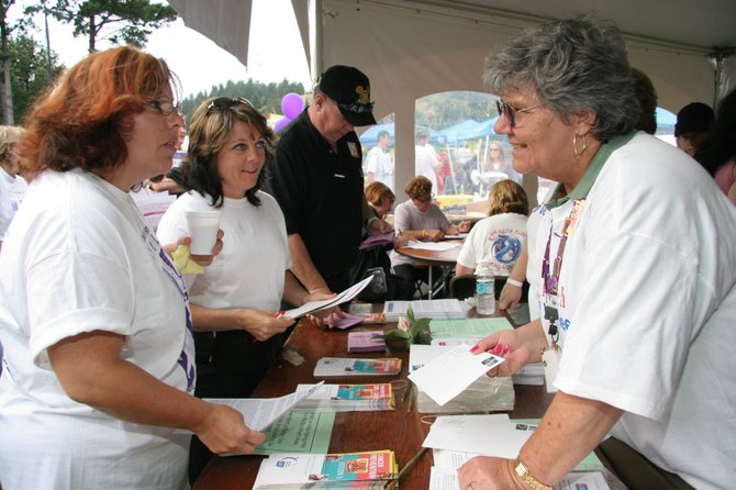 The American Cancer Society will hold an enrollment session for its Cancer Prevention Study-3 at the 17th Relay For Life at Christian Brothers Academy on Friday, June 8. Enrollment requires participants to sign a consent form; complete a survey packet; have their waist measured; and give a small blood sample.