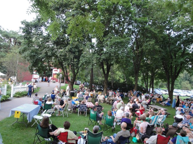 Outdoor concerts are happening all summer around the Town of Colonie.