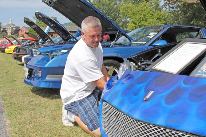 Vendors are being sought for the 20th annual Ticonderoga Area Car Show. The event, sponsored by the Ticonderoga Area Chamber of Commerce, will be held Sunday, Aug. 5, in Bicentennial Park.