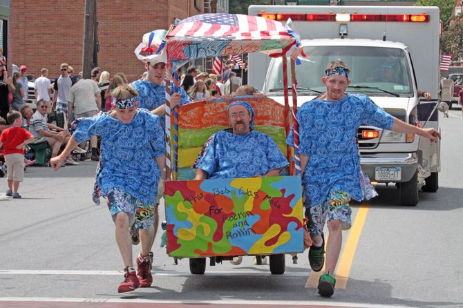 Registration for the Ticonderoga Best Fourth in the North bed race and parade is now open. Parade and bed race applications as well as rules and regulations are available online at www.best4thintthenorth.com and at the Ticonderoga Area Chamber of Commerce office.