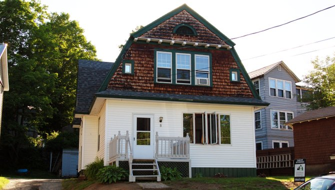 The Adirondack Community Housing Trust is reselling this home at 8 Fawn St. in Saranac Lake.