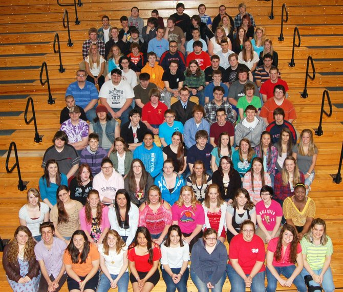 The AuSable Valley High School Class of 2012