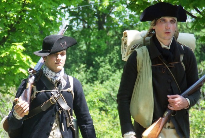 Ticonderoga marks the Fourth of July with one of the largest Independence Day celebrations in the region. What was it like in 1775, a year before the United States broke free of England? Fort Ticonderoga will try to answer that question with activities this July 4th.