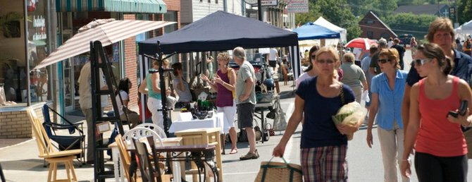 Ticonderoga's fourth annual Streetfest promises to be bigger and better than ever. Streetfest, to be held Saturday, July 28, is a community celebration of arts and crafts, shopping, food, fun, entertainment and family activities designed to bring people to Ticonderoga's Montcalm Street business district. It will be held 10 a.m. to 3 p.m.