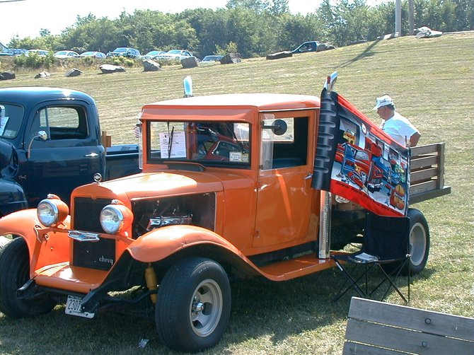 A raffle has been added to the list of events at the Ticonderoga Area Car Show. Sponsored by the Ticonderoga Area Chamber of Commerce, the 20th annual car show will be held 9 a.m. to 4 p.m. Sunday, Aug. 5, in Bicentennial Park.