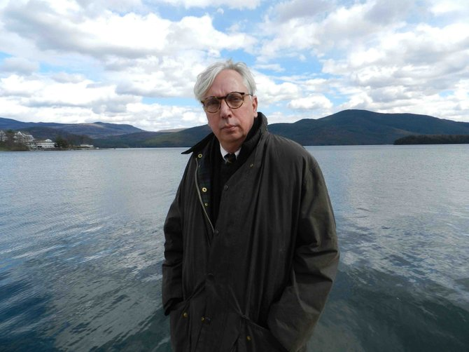 "Tony Hall, publisher of the Lake George Mirror, is slated as the keynote speaker for the Lake George Land Conservancy's annual meeting Friday, July 13, set for 1 p.m. to 2:30 p.m. at the Lake George Club off Rte. 9N.  Hall is to talk on the topic ""Urban displacement and the future of the Conservancy.""