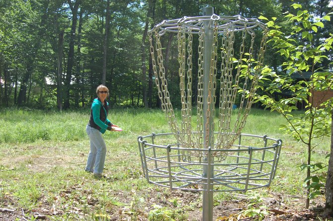 Gore Mountain disc golf