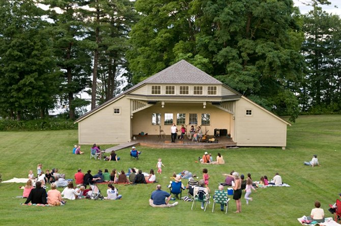 "The Arts Council for the Northern Adirondacks presents Seventeenth Annual Ballard Park Concert Series beginning on July 12 with the ""Jamcrackers,"" and Irish Step dancing by Griffin Wilkins."