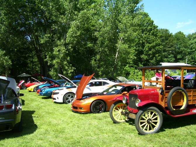 The Route 67 Country Store and Café's 3rd Annual Benefit Car Show will be held Saturday, July 21 from noon until 4 p.m. adjacent to the Charlton store. This year's event will be raising money for the Charlton Historical Society. Submitted photo.