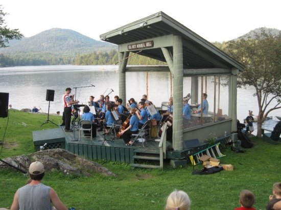 Ticonderoga will host three major musical performances in coming days. The Adirondack Jazz Orchestra, the Lake Placid Sinfonietta, above, and the Ticonderoga Community Band have all scheduled concerts in the community.
