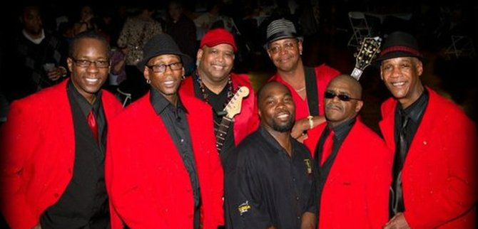 The BlackLites, an R&B band, will open this year's Jazz in the City concert series on Aug. 2.