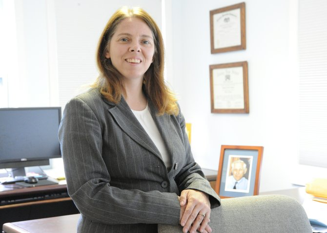 Tammy J. Arquette, a member and owner of the Arquette Law Firm in Clifton Park, has been practicing for 21 years.