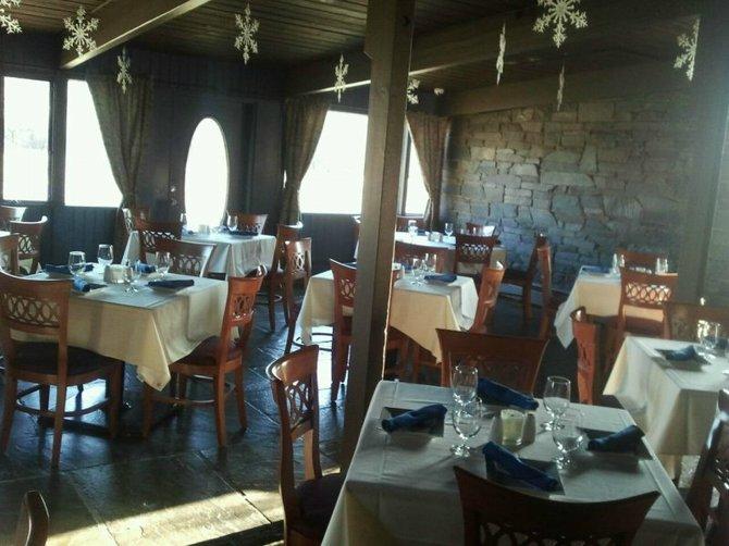 Milestone Restaurant & Bar in Glenmont has an old-school elegance with a modern twist.