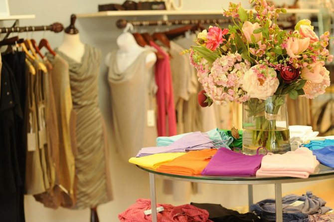 Fly Boutique offers a unique shopping experience.