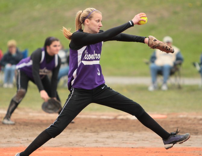 Jordan McKee of Ticonderoga High School was named a fifth team Class C all-state pitcher by the New York State Sportswriters Association.