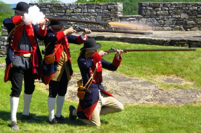 "History will come alive at Fort Ticonderoga as the historic site hosts ""Relief & Refit."" The living history event will be held Saturday, Aug. 4, and Sunday, Aug. 5. It will feature a look at Gen. Amherst's British and provincial army at Fort Ticonderoga in the aftermath of the destruction of France's southernmost stronghold on Lake Champlain in 1759."
