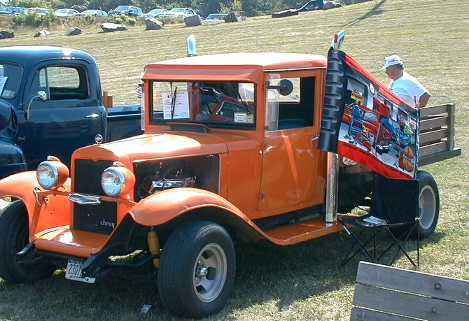 The 20th annual Ticonderoga Area Car Show will be held Sunday, Aug. 5, in Ticonderoga's Bicentennial Park 9 a.m. to 4 p.m.