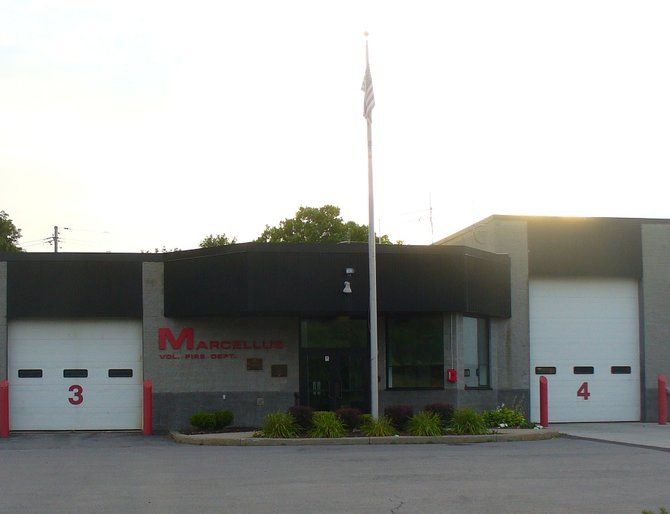 The Town of Marcellus will hold a referendum to allow residents to vote on the proposed service award from noon to 9 p.m. Tuesday, Aug. 21, at the Marcellus Fire Department Station #33, 4242 Slate Hill Road.