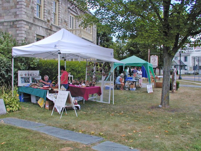 The Ticonderoga Historical Society will host its largest event of the season this weekend. The 10th annual Summer A-Fair will be held Saturday, Aug. 11, 10 a.m. to 3 p.m. on the lawn of the Hancock House at 6 Moses Circle.