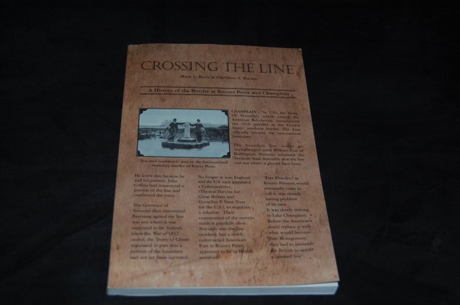 tional border at Rouses Point and Champlain.