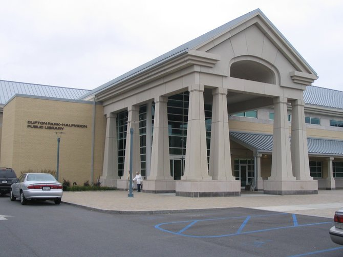 Voters residing in the Clifton Park-Halfmoon Library District borders will have a chance to vote on their library's 2013 budget this Primary Day, Sept. 13.