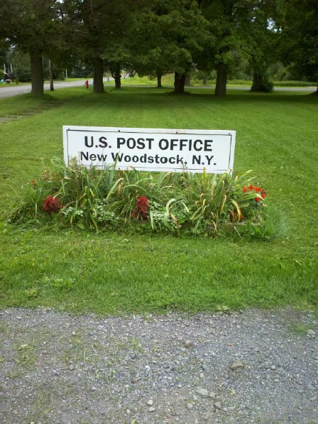 The New Woodstock Post Office, located at 2607 School St. in New Woodstock, was broken into last week during an attempted burglary. Madison County Investigators are currently examining the incident. Sheriff Allen Riley asks area residents to be mindful in securing their homes, businesses and belongings.