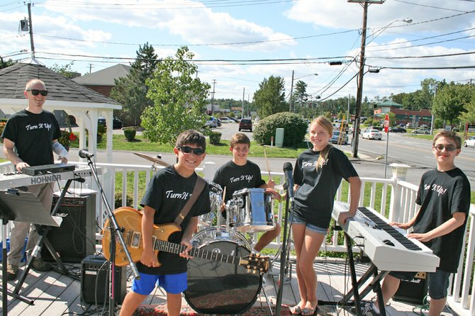 The Music Studio's Rock Camp was born as a way to reach kids outside of the traditional classical music programs.
