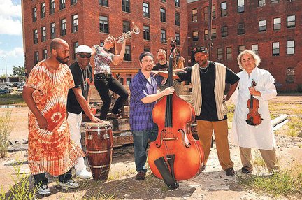 The Afro-Semitic Experience will headline this year's Jewish Music & Cultural Festival on Sunday, Sept. 9.