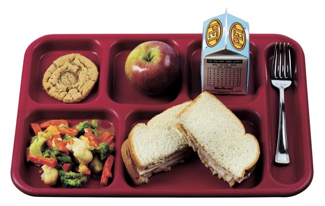 Students throughout the country will see a new serving requirements for fruits and vegetables on their lunch tray this school year.