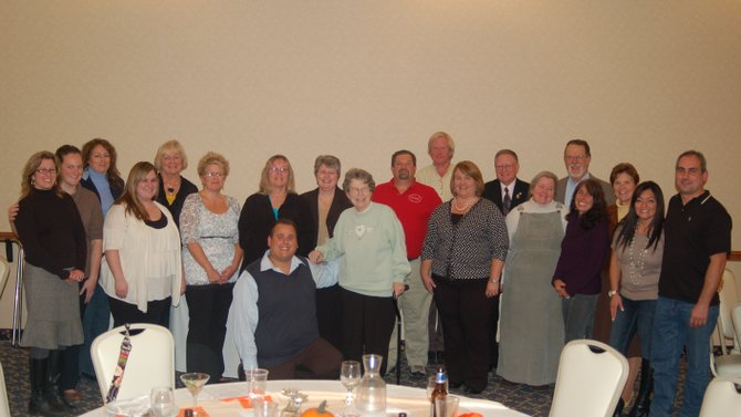 In 2011 the Ticonderoga Area Chamber of Commerce Business of The Year award went to the Best Western Plus Ticonderoga Inn & Suites. Chamber Volunteer of the Year was awarded to Lori Ross. Volunteer of the Year award was given to Scott Hearburg. Appreciation awards were given to Tim and Carol Whitford, past chairpeople of the annual chamber car show; the Champlain Valley Classic Cruisers; the Lake Champlain Bridge Community;  Helen Gibbs, past director of the Tiny Tim Christmas Wish Program; David Carr, Elks National President; and Theresa Abare, volunteer appreciation dinner chairwoman.