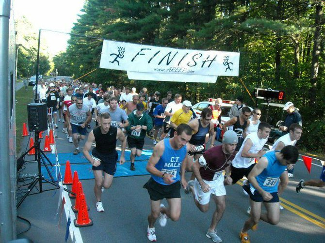 The Third Annual Malta Business and Professional Association 5K will kick off on Saturday, Sept. 8, at 8:30 a.m. The race is the brainchild of the BPAs Paul Loomis and has grown into a full day of activities, including a parade and exposition. Photos by Paul Loomis. 