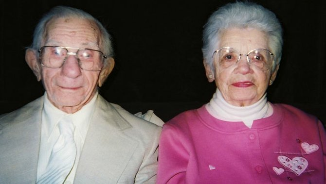Frank and Veronica Tokarz will celebrate their 75th wedding anniversary on Sept. 18.