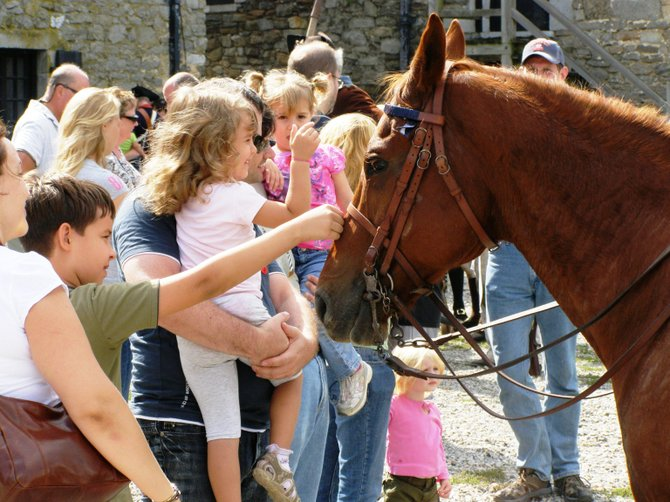  Fort Ticonderoga will host a Heritage, Harvest &amp; Horse Festival to celebrate the arrival of autumn. The event is slated for Saturday, Sept 29.