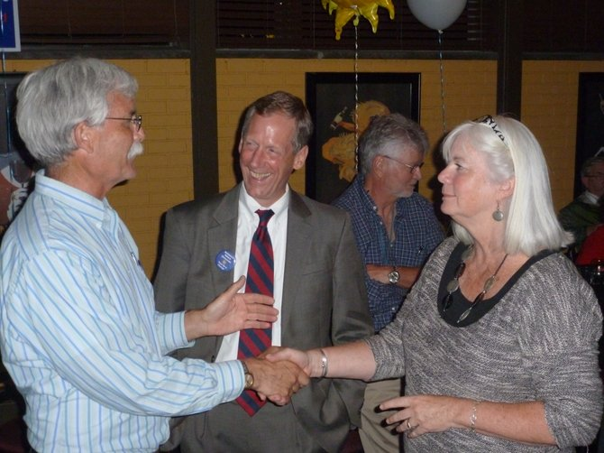 Bethlehem Town Supervisor John Clarkson, town board primary candidate Bill Reinhardt, and Reform Democrats organizer Pam Robbins discuss primary elections results.