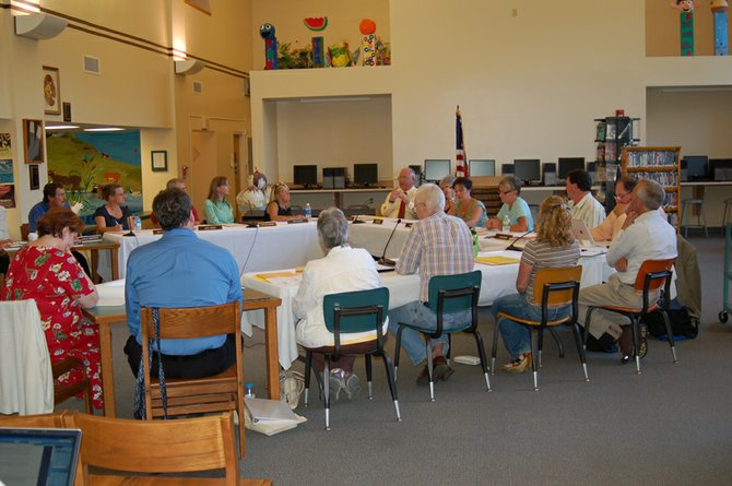 The Lake Placid and Saranac Lake school boards meet.