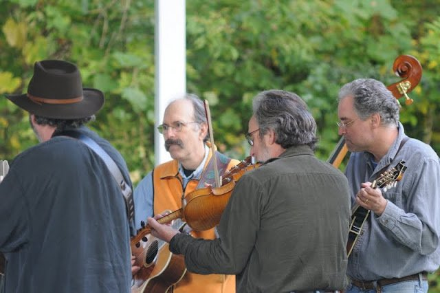 The Salt Potatoes will perform a blend of Celtic, American old-time, bluegrass, ragtime and jazz at the annual Amberations Fall Festival Sept. 30 at the Otisco Lake Community Center.