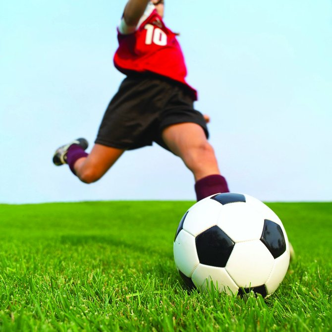 Overuse injuries account for nearly half of all sports injuries in young athletes.