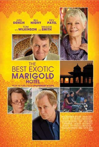 "The series begins Saturday, Sept. 22 , with ""The Best Exotic Marigold Hotel,"" directed by John Madden, including Judy Dench and Maggie Smith."