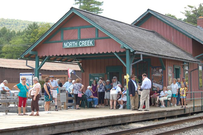 North Creek Depot Museum