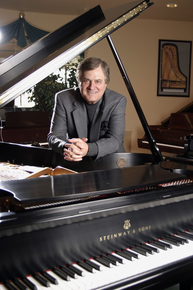 Syracuse native pianist Vincent Falcone will lead an all-star jazz quartet at 9 p.m. Friday, Sept. 21, at the 11th annual Jazz'N Caz festival at the Catherine Cummings Theatre, 16 Lincklaen St., in Cazenovia.
