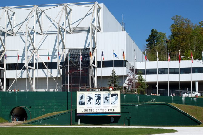 The Lake Placid Olympic Center