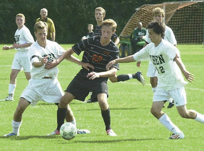 Highlights from the Sept. 22 Suburban Council game between Bethlehem and Shenendehowa in Clifton Park.